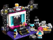 41117 Le plateau TV Pop Star