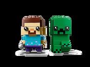 41612 Steve & Creeper 2