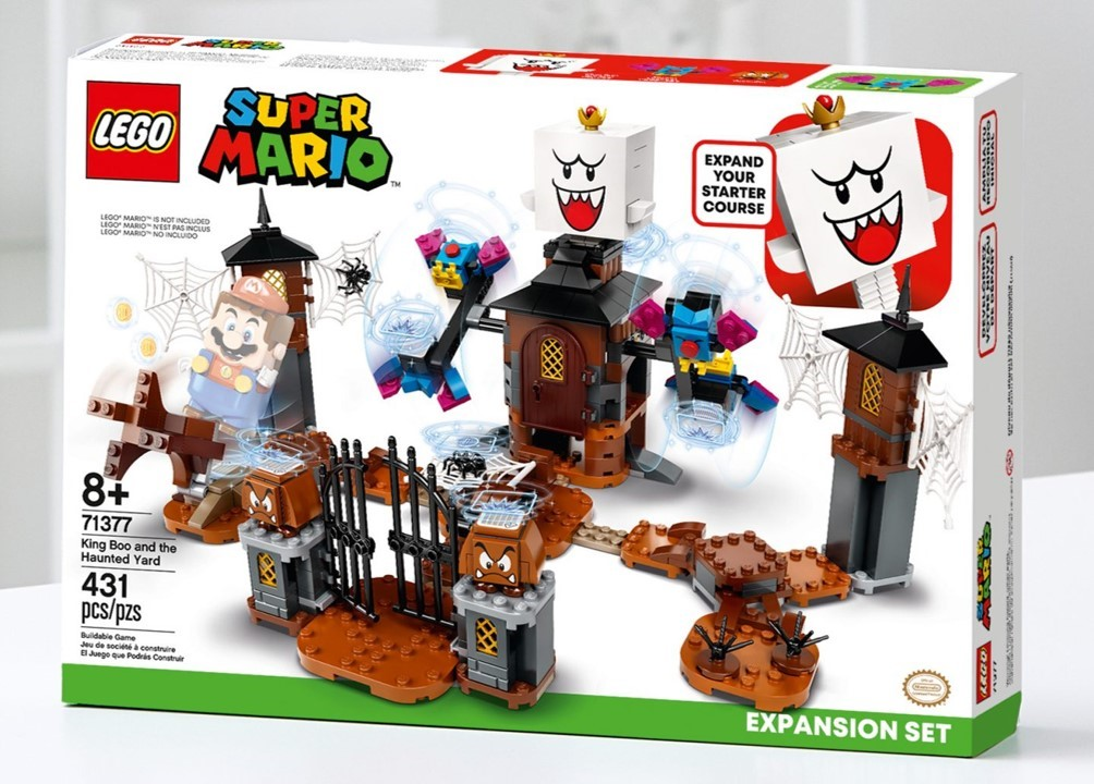 71377 King Boo and the Haunted Yard