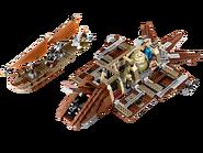 75020 Jabba's Sail Barge 3