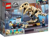 76940 T. rex Dinosaur Fossil Exhibition