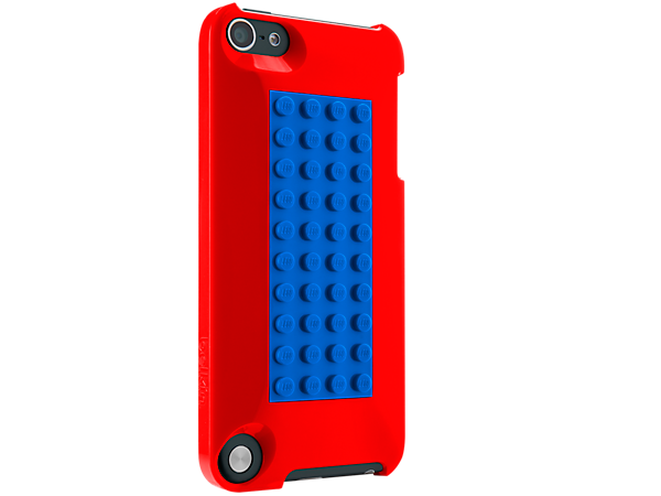 5002900 Brick iPod Touch Case – Red and Blue