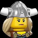 Vikingwoman token