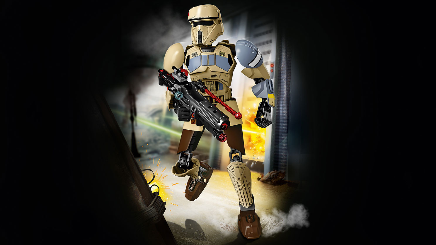 75523 Scarif Stormtrooper