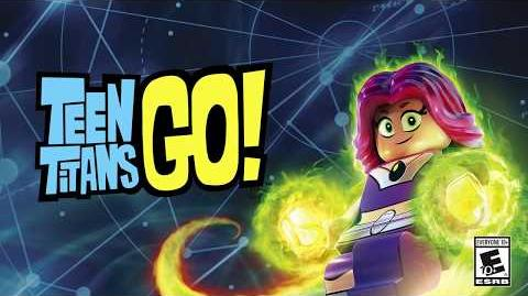LEGO Dimensions Starfire Spotlight!