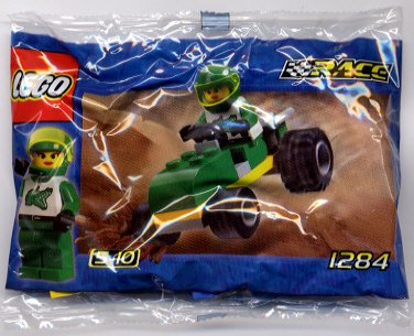 1284 Green Buggy