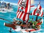 Captain Redbeard's Pirate Ship (4 Plus)