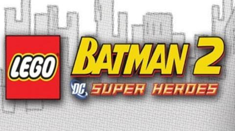 Lego Batman 2 DC Super Heroes Talking Mini Figures Trailer HD