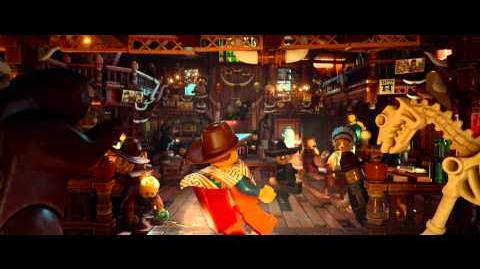 The LEGO Movie Girl Power