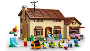 The Simpsons Haus