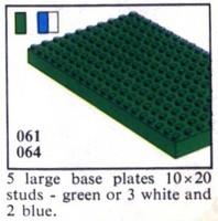 061 10x20 Baseplate