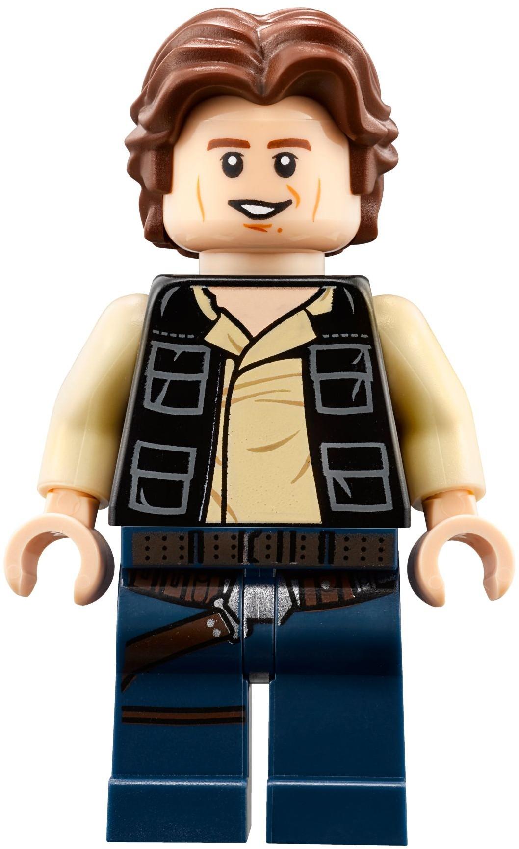 B Shockz Han Solo