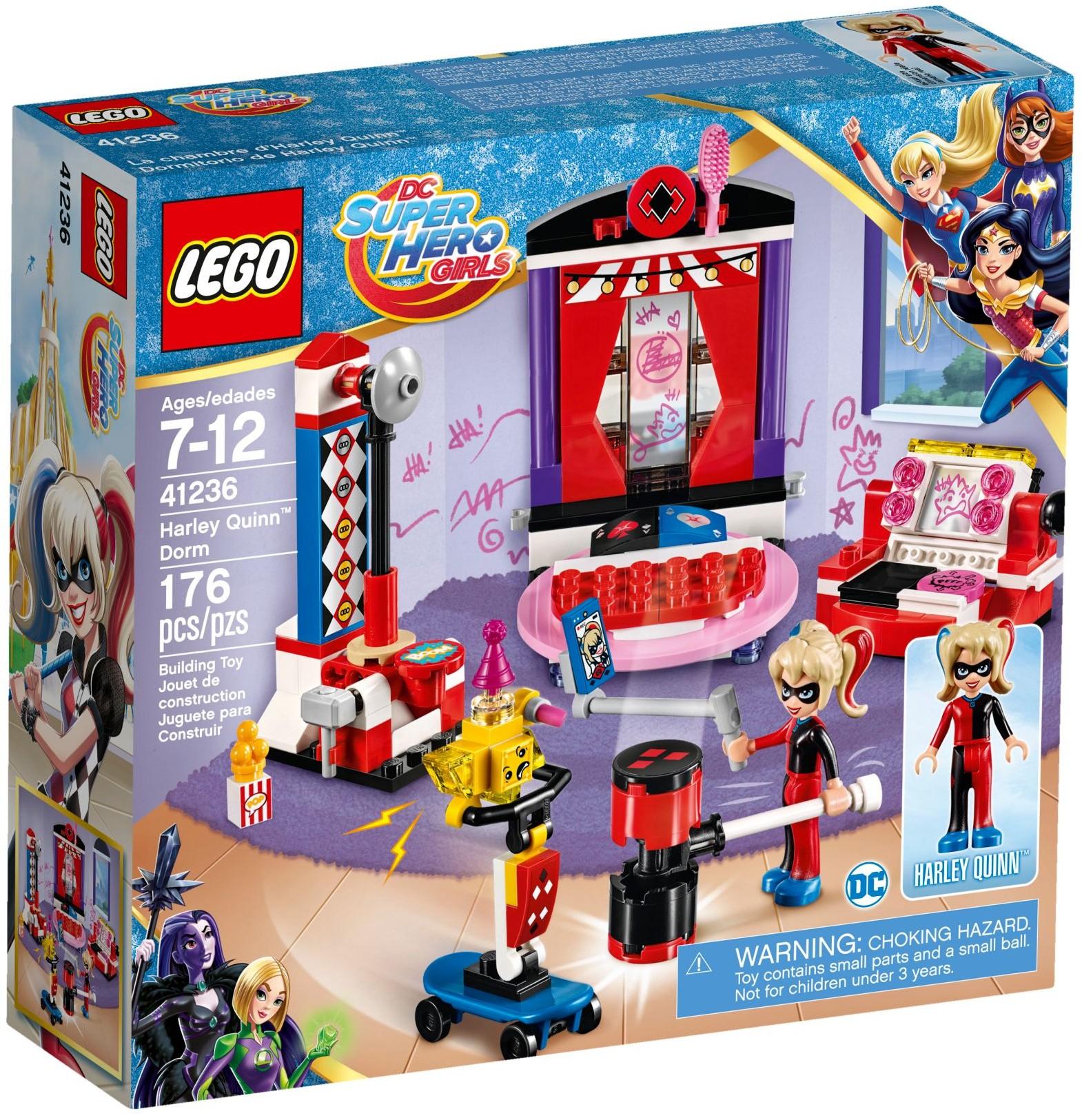 41236 Harley Quinn Dorm