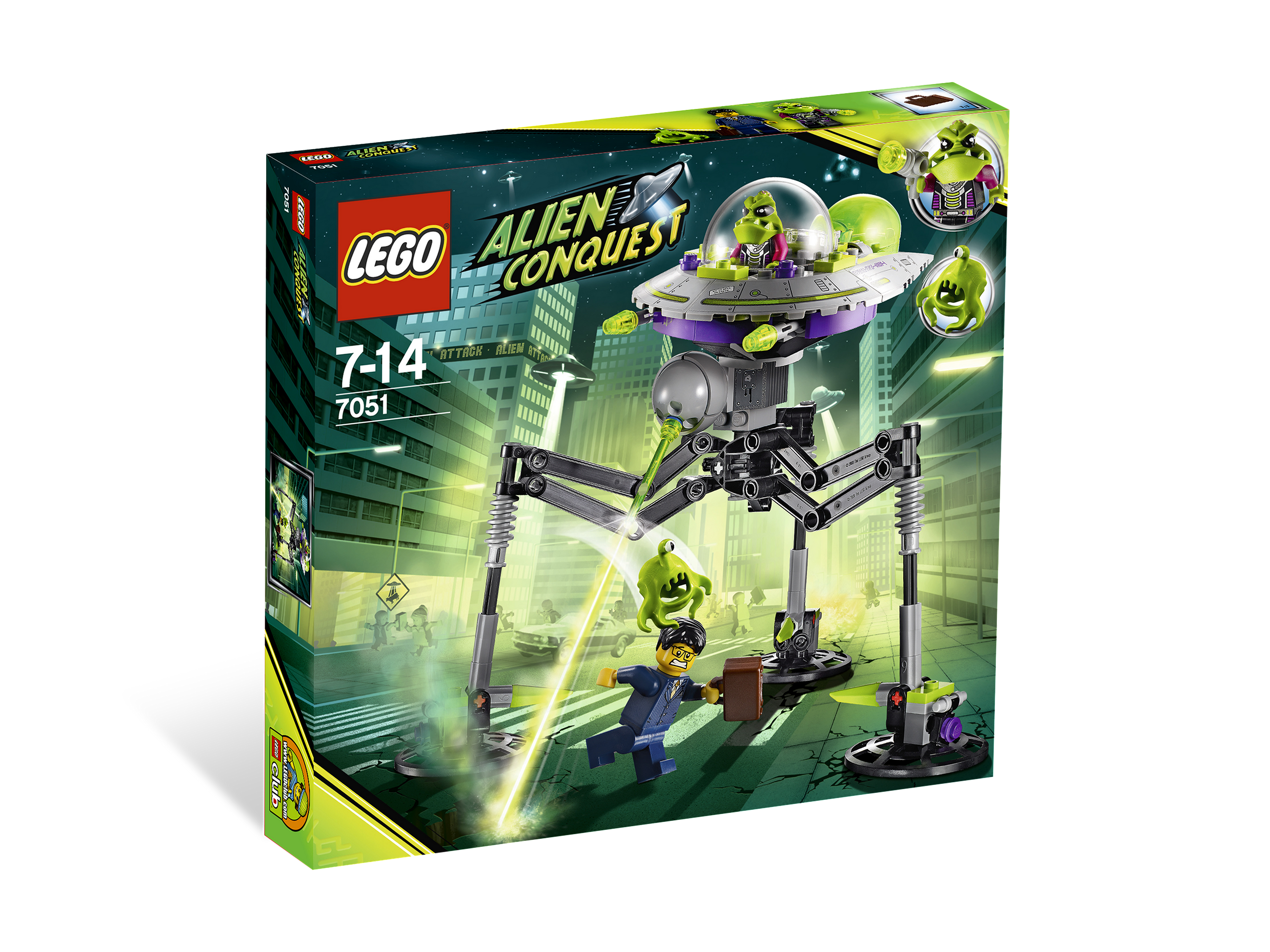 7051 Tripod Invader