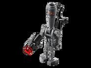 75167 Pack de combat la moto speeder du Bounty Hunter 4