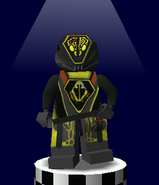 Alpha Dragonis LEGO Racers