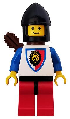 Black Chin Guard