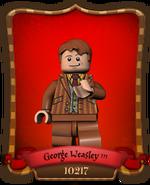 Carte George Weasley-10217