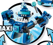 Frosticons Max 2015 from the instructions