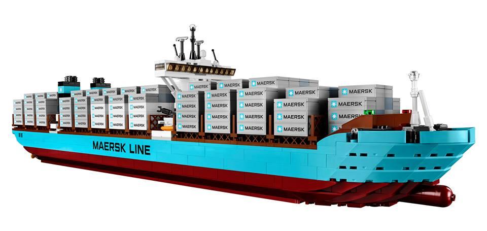 10241 Le Triple-E de Maersk Line