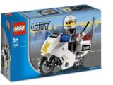 7235 Police Motorcycle