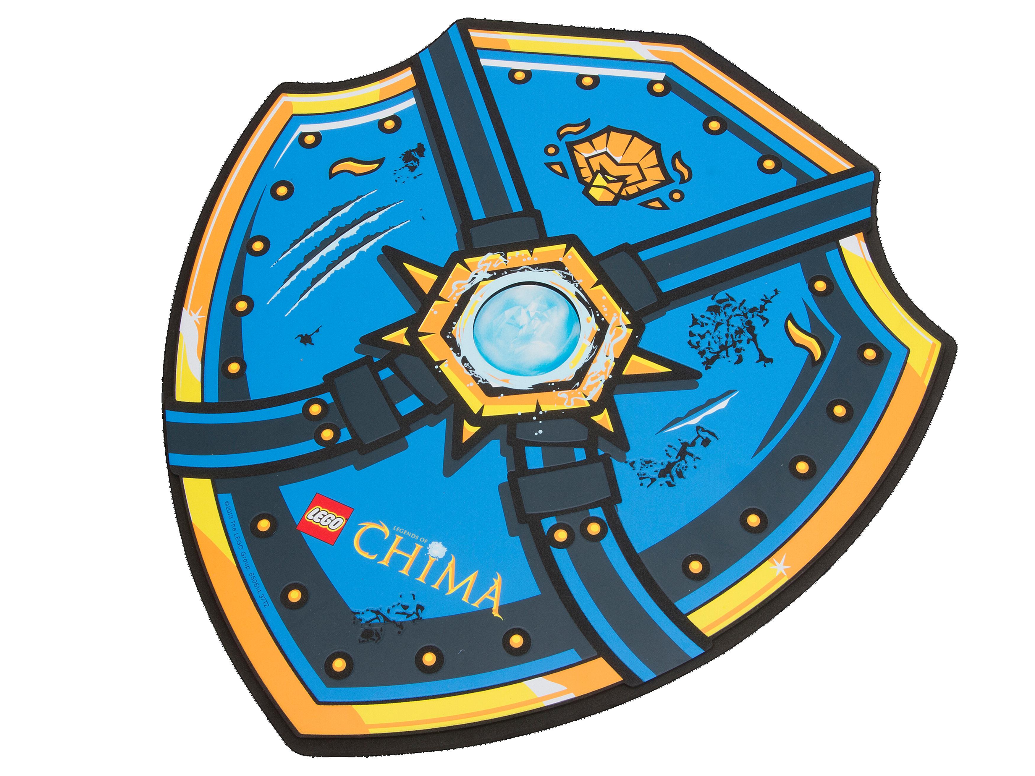 850614 Laval's Shield
