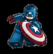 Captain America boxart