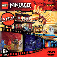 Ninjago Masters of Spinjitzu Le film