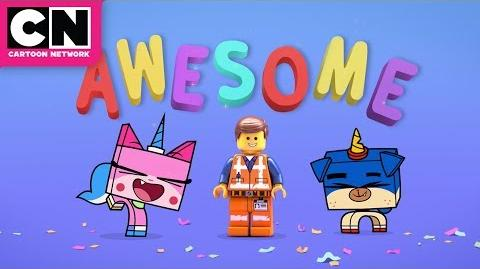 THE LEGO MOVIE 2 THE SECOND PART Everything Is Awesome (Tween Dream Remix) Cartoon Network