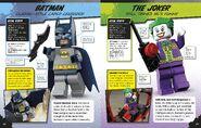 LEGO DC Comics Super Heroes Character Encyclopedia 1