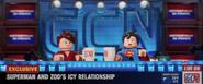 Superman GCN Interview (The LEGO Batman Movie)