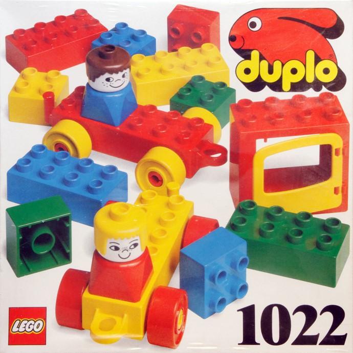 1022 DUPLO Mini Set
