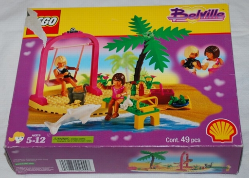 2555 Belville Swing Set