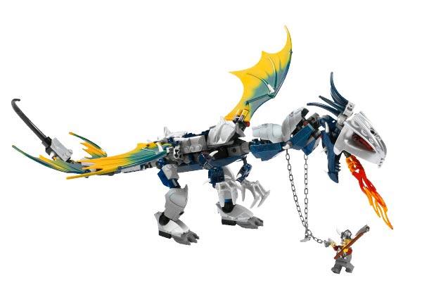 Armoured Ofnir Dragon