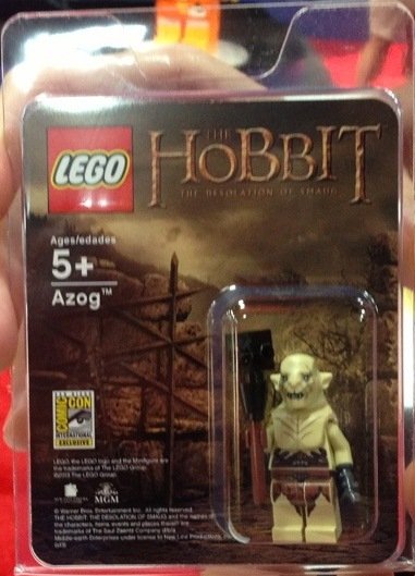 Comic-Con Exclusive Azog Giveaway
