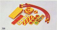 LEGO Scala 310 Necklace