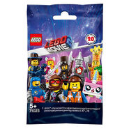 Lego Movie 2 Minifigure packet
