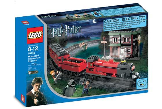 10132 Motorized Hogwarts Express