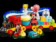 10941 Le train d'anniversaire de Mickey et Minnie 2