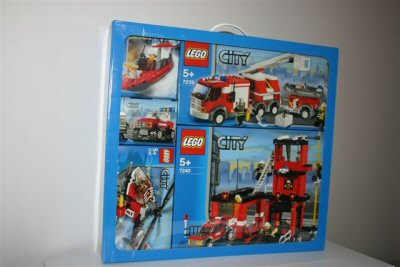 65799 City Fire Value Pack