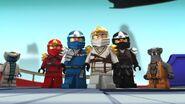 Ninjas diaboliques 1-Les ennuis n'arrivent jamais seuls