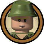 Soldado Enemigo (Ametralladora)