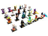 The LEGO Batman Movie Series 2 Grid