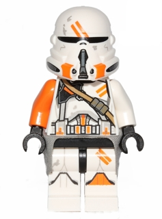 Lego Star Wars 212th Airborne Clone Trooper Minifigure 75036