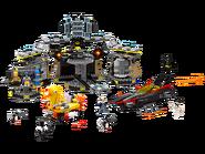 70909 Le cambriolage de la Batcave