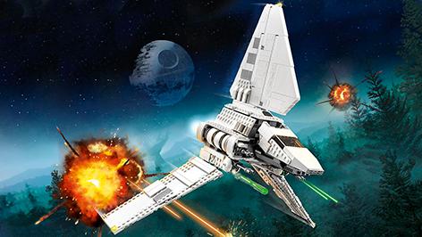75094 Imperial Shuttle Tydirium