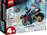 76189 Captain America & Hydra Face-Off