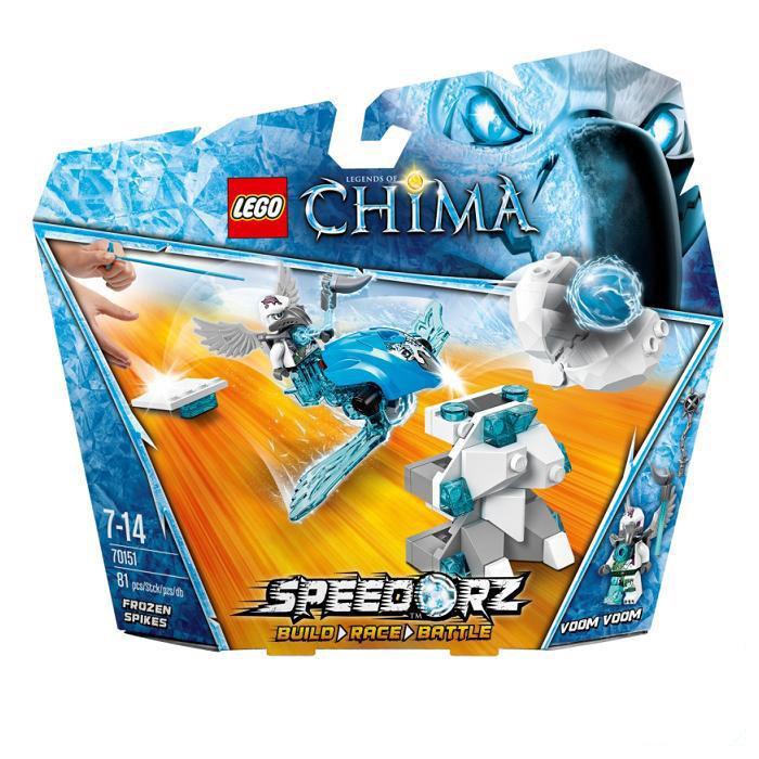 70151 Frozen Spikes