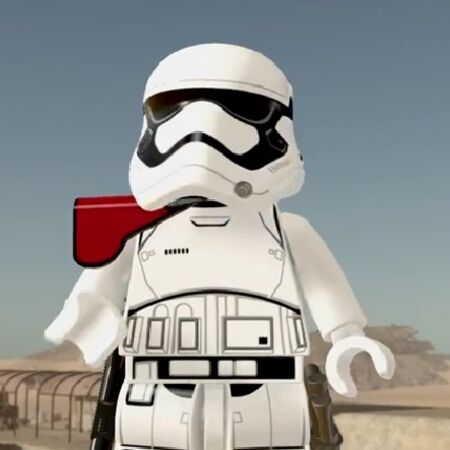 75104-2015 FIRST ORDER STORMTROOPER OFFICER FIGURE LEGO STAR WARS NEW