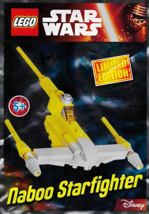 911609 Naboo Starfighter